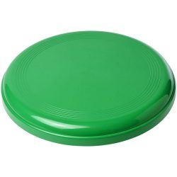 Cruz medium plastic frisbee, PP Plastic, Green