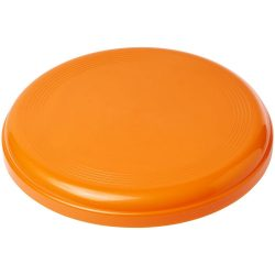 Cruz medium plastic frisbee, PP Plastic, Orange