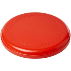Cruz medium plastic frisbee, PP Plastic, Red