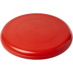 Cruz large plastic frisbee, PP Plastic, Red