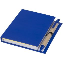 Colours combo pad with pen, Paper, Blue