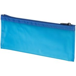 Fabien frost pencil case, PVC, Transparent, Blue