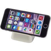 Suport telefon de birou, simplu, STT150, plastic, alb