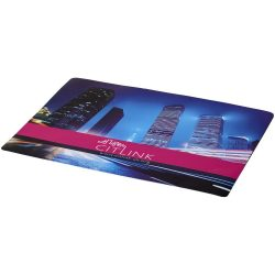 Brite-Mat® lightweight mouse mat, Laminated paper, solid black