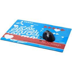 Q-Mat® counter mat A2, EVA foam and 350 g/m² laminated paper, solid black