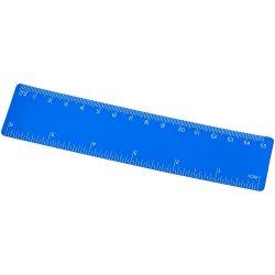 Rothko 15 cm PP ruler, PP Plastic, Blue