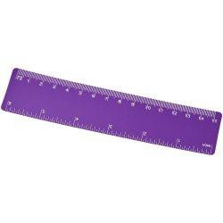 Rothko 15 cm PP ruler, PP Plastic, Purple