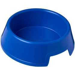 Jet plastic dog bowl, PP Plastic, Blue
