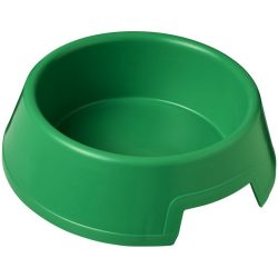 Jet plastic dog bowl, PP Plastic, Green