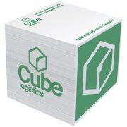 Block-Mate® 1A large memo block, Paper, White