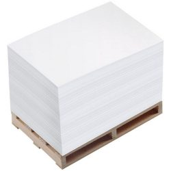 Pallet Block-Mate® 2A memo block, Paper, wood, White