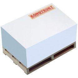 Pallet Block-Mate® 2B memo block, Paper, wood, White