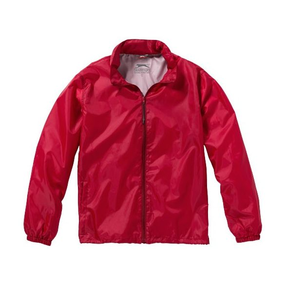 Action jacket, Unisex, 100% Polyester with AC milky coating, Red, XXL