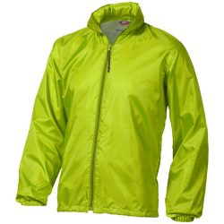 Action jacket, Unisex, 100% Polyester with AC milky coating, Apple Green, M