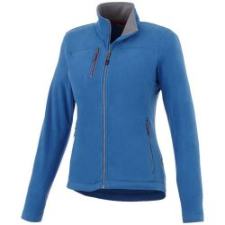 Pitch microfleece ladies jacket, Female, Microfleece of 100% Polyester, Sky blue, M