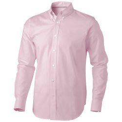 Vaillant long sleeve Shirt, Male, Oxford of 100% Cotton 40x32/2, 110x50, Pink, M