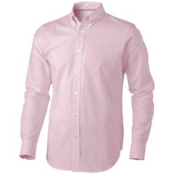 Vaillant long sleeve Shirt, Male, Oxford of 100% Cotton 40x32/2, 110x50, Pink, XXL