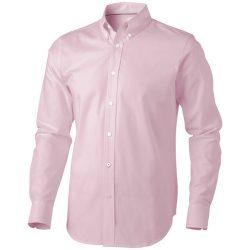 Vaillant long sleeve Shirt, Male, Oxford of 100% Cotton 40x32/2, 110x50, Pink, XXXL