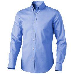 Vaillant long sleeve Shirt, Male, Oxford of 100% Cotton 40x32/2, 110x50, Light blue, L