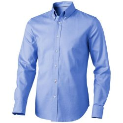 Vaillant long sleeve Shirt, Male, Oxford of 100% Cotton 40x32/2, 110x50, Light blue, XXL