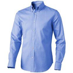 Vaillant long sleeve Shirt, Male, Oxford of 100% Cotton 40x32/2, 110x50, Light blue, XXXL