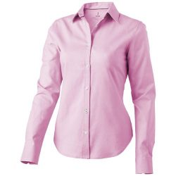 Vaillant long sleeve ladies shirt, Female, Oxford of 100% Cotton 40x32/2, 110x50, Pink, M