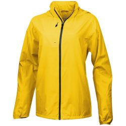 Flint lightweight jacket, Male, 240T of 100% Polyester with water resistant coating and water repellent finish, Yellow, XS