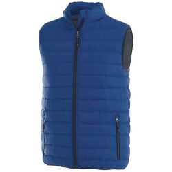 Mercer insulated bodywarmer, Male, 290T woven of 100% Polyester with water repellent coating and water repellent finish Padding of 100% Polyester, Blue, XS