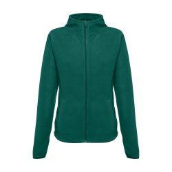 HELSINKI WOMEN. Women's polar fleece jacket, Female, 100% polyester: 280 g/m², Dark green, XL