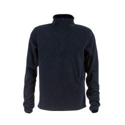 VIENNA. Unisex polar fleece, Unisex, 100% polyester: 280 g/m², Navy blue, L