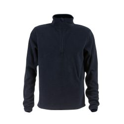 VIENNA. Unisex polar fleece, Unisex, 100% polyester: 280 g/m², Navy blue, M