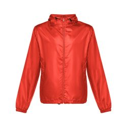 DUBLIN KIDS. Children's windbreaker, Kids, Taffeta 100% polyester: 65 g/m², Red, 12