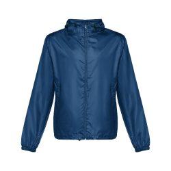 DUBLIN KIDS. Children's windbreaker, Kids, Taffeta 100% polyester: 65 g/m², Royal blue, 12