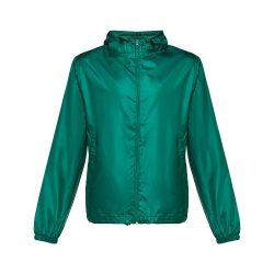 DUBLIN KIDS. Children's windbreaker, Kids, Taffeta 100% polyester: 65 g/m², Dark green, 12