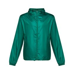 DUBLIN KIDS. Children's windbreaker, Kids, Taffeta 100% polyester: 65 g/m², Dark green, 8
