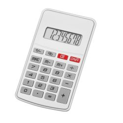 Calculator de birou, Everestus, 20IUN0237, Argintiu, Plastic