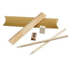 Writing set, Natural