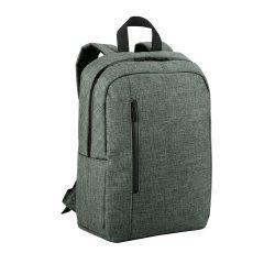 Rucsac Laptop 14 inch, Everestus, SS, 600D densitate mare, gri inchis