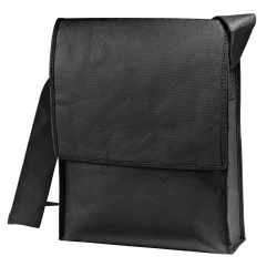 Shoulder bag, Non-woven: 100 g/m², Black