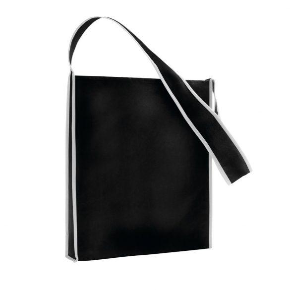 Shoulder bag, Non-woven: 80 g/m², Black