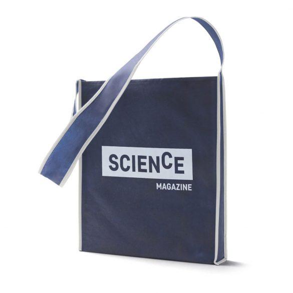 Shoulder bag, Non-woven: 80 g/m², Blue
