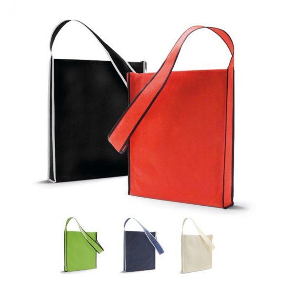 Shoulder bag, Non-woven: 80 g/m², Red