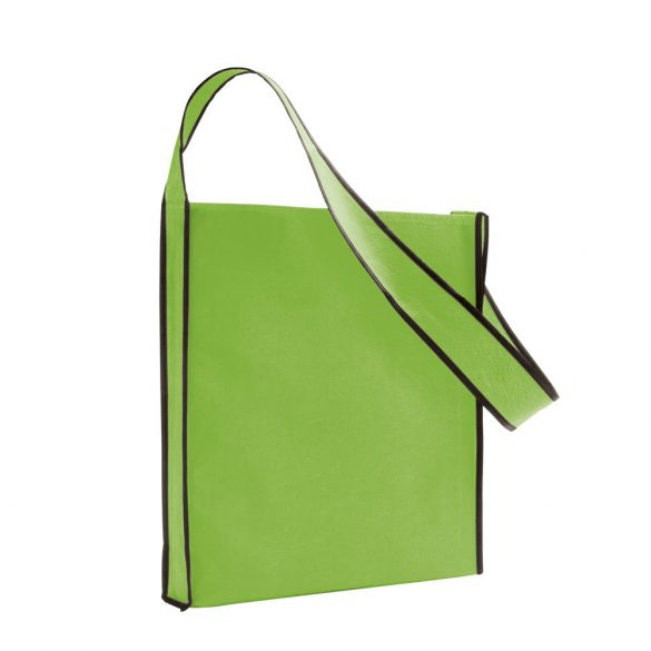 Shoulder bag, Non-woven: 80 g/m², Light green