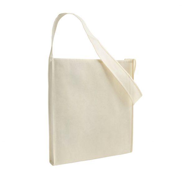 Shoulder bag, Non-woven: 80 g/m², Bege