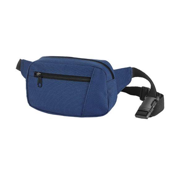 Waist pouch, 600D, Blue