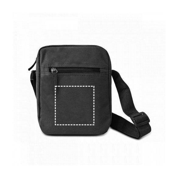 Shoulder bag, 600D, Black