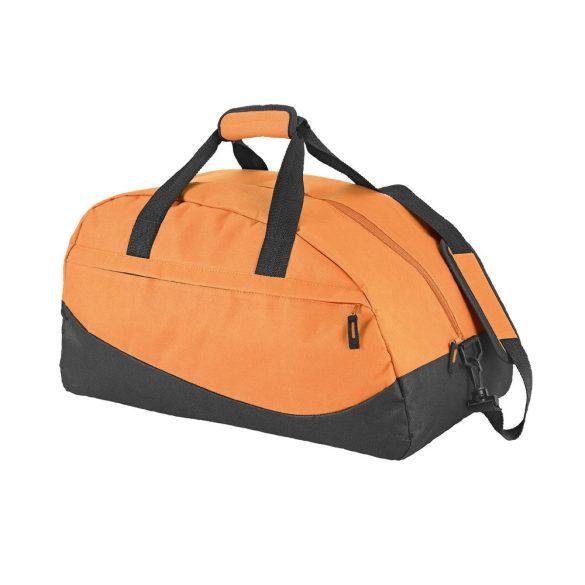Geanta pentru gimnastica, curele captusite si ajustabile, Everestus, GM, 600D, portocaliu