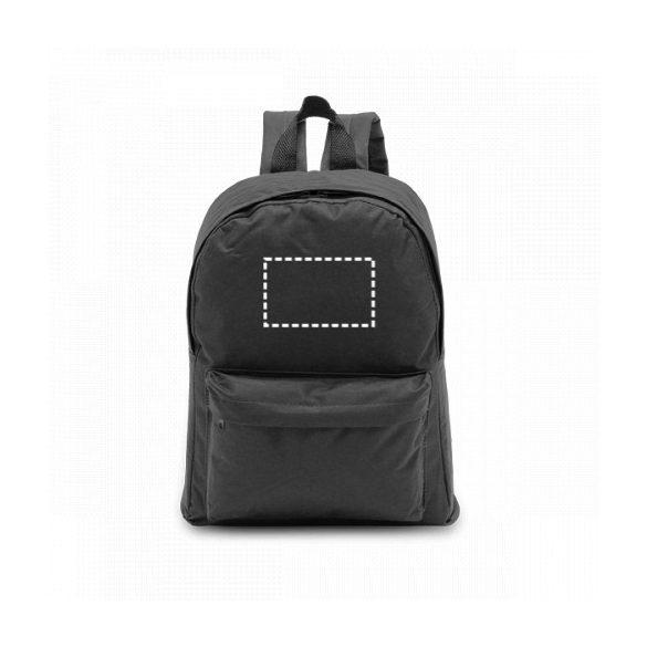 Backpack, 600D, Black