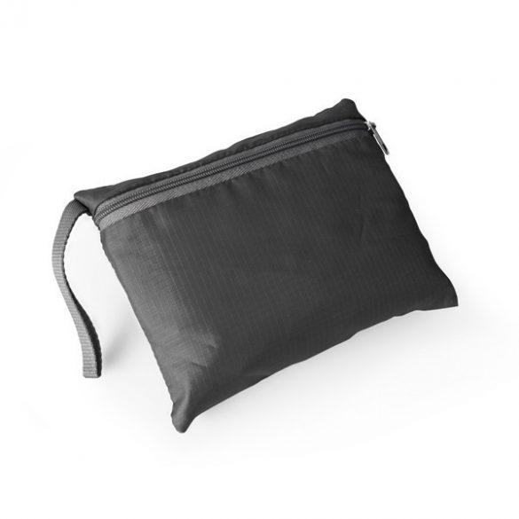 Foldable backpack, 210D ripstop, Black