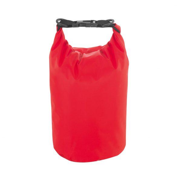 Sacosa rezistenta la apa, cu bretea de umar ajustabila, Everestus, 20IAN1963, Rosu, Tarpaulin